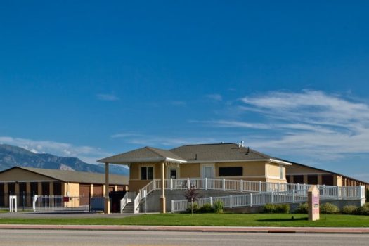 self storage units in North Ogden Utah