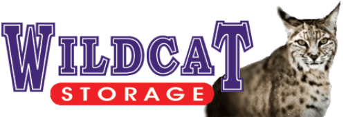 Wildcat Storage Logo