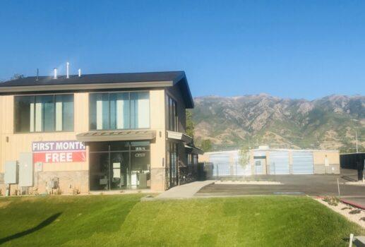 New Storage Units in Layton, Utah